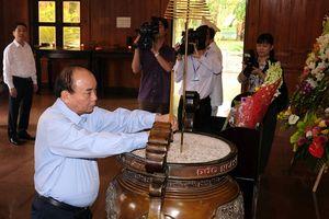 Thủ tướng thăm di tích Kim Liên, Truông Bồn
