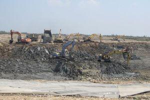 TP.Hồ Chí Minh: Trắc trở bãi rác Phước Hiệp