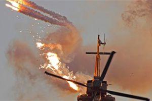 Người Kurd bắn rơi trực thăng Apache của Mỹ ở Syria?