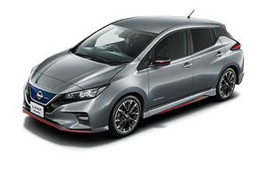 Nissan Leaf Nismo mới sắp ra mắt thị trường Nhật Bản