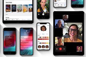 iOS 12 sẽ có tính năng giúp tiết kiệm dữ liệu người dùng