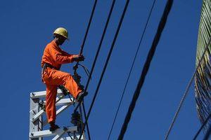 Ngành điện lãi 6.593 tỷ đồng năm 2017