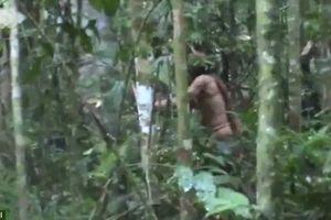 Clip: Thổ dân Amazon cuối cùng còn sót lại ở Brazil