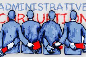Tham nhũng: Thực trạng và nguyên nhân