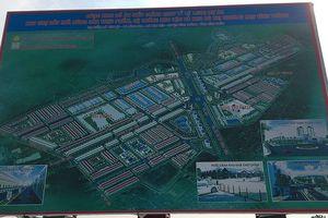 Tỉnh Vĩnh Phúc 'lệnh' kiểm tra vi phạm tại dự án Khu đô thị thương mại Vĩnh Tường