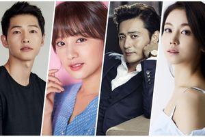 Song Joong Ki, Kim Ji Won, Jang Dong Gun hợp tác trong bom tấn truyền hình 'The Chronicles of Aseudal'