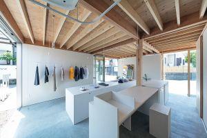 Ngôi nhà 2 tầng kết hợp nhà ở và cơ sở kinh doanh