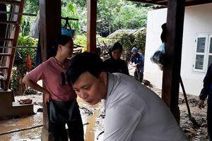 Mưa lũ ở Yên Bái làm 14 người chết và mất tích