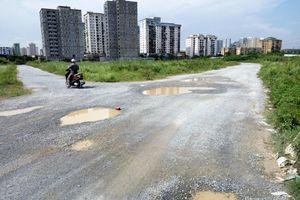 Dự án KĐT mới Thịnh Liệt chậm tiến độ 14 năm: Tại sao chưa thu hồi?
