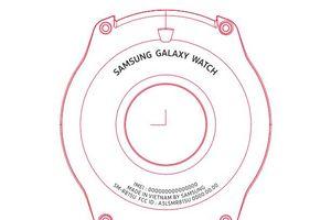 Thêm bằng chứng smartwatch Samsung mang tên Galaxy Watch