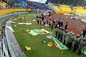 Bạo loạn xảy ra ở SVĐ tuyển nữ Việt Nam thi đấu tại ASIAD