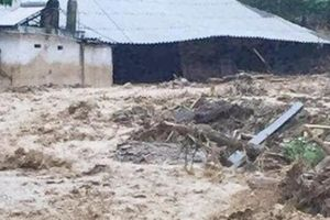 Tan hoang và đau thương ở 'điểm nóng' mưa lũ Yên Bái