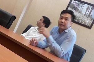 Điều tra vụ giám đốc doanh nghiệp giam lỏng, dọa giết phóng viên