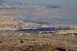 Chiến sự Syria: Quân chính phủ tấn công IS tại phía Nam cao nguyên Golan