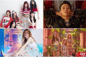 MV Kpop tuần qua: GFriend, Mamamoo, Chungha, Seungri,… mùa hè đích thực của các fan đây rồi!