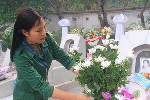 Chuyện về những người 'bầu bạn' với 10 cô gái ở Ngã ba Đồng Lộc