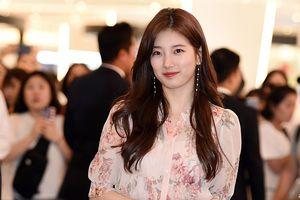 'Tình đầu quốc dân' Suzy tái xuất sau vụ chủ studio tự tử