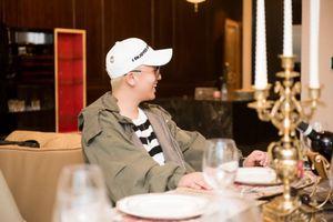 Ngắm căn hộ dát vàng của Seung Ri (Big Bang) tại Việt Nam