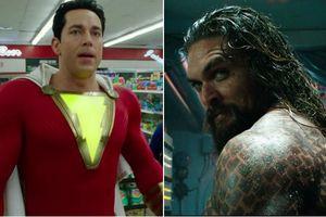 Liệu 'Aquaman' và 'SHAZAM!' có thể giúp DCEU phục hưng?