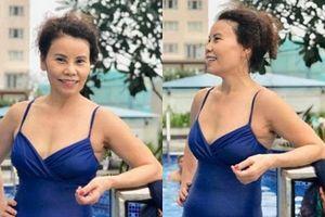 Mẹ đẻ Hồ Ngọc Hà tuổi 61 vẫn tự tin mặc bikini gợi cảm
