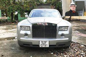 Xe sang Rolls-Royce của Khải Silk rao bán chỉ 9,1 tỷ