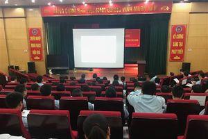 Hải quan Lạng Sơn tổ chức bồi dưỡng nghiệp vụ cho cán bộ công chức