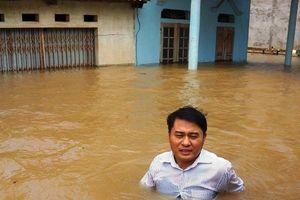 Cận cảnh gần 700 ngôi nhà ở Thanh Hóa bị lũ lụt nhấn chìm