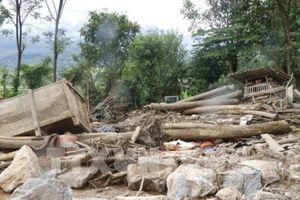 Tan hoang nơi rốn lũ Sơn Lương, Yên Bái