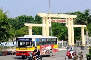Xe buýt đến công viên Nghĩa Đô có những tuyến nào, lộ trình ra sao?