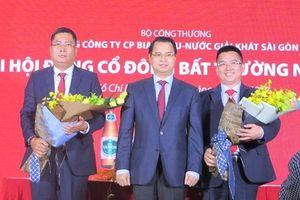 Sabeco miễn nhiệm chức Tổng giám đốc với ông Nguyễn Thành Nam