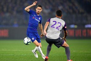 Chelsea giành chiến thắng đầu tiên dưới thời tân HLV Sarri