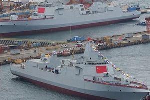 Lỗi thiết kế khiến Type 055 Trung Quốc đóng mới giảm mạnh?