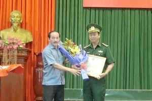 Khen thưởng lực lượng phá chuyên án 695LV