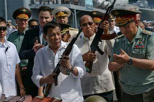 Mua súng chống tăng B-41 của Nga, Philippines không nể mặt Mỹ