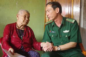 Nhiều hoạt động ý nghĩa của BĐBP nhân dịp kỷ niệm 71 năm Ngày Thương binh - Liệt sĩ