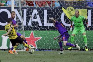 Thần đồng Mỹ tỏa sáng, Liverpool thua thảm Dortmund