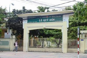 Kiến nghị giữ lại trường chuyên Lê Quý Đôn tại Khánh Hòa