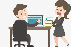 7 câu tuyệt đối đừng 'lỡ lời' nơi công sở