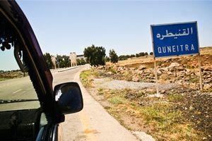 1.500 tên khủng bố rút lui, quân đội Syria kiểm soát 70% tỉnh Quneitra