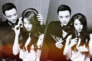Clip: Park Jiyeon (T-ara) đáng yêu 'siêu cấp', tận tình hướng dẫn Soobin Hoàng Sơn hát chuẩn tiếng Hàn