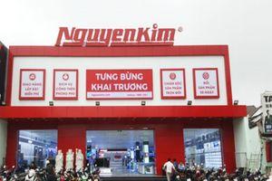 Điện máy Nguyễn Kim lên tiếng bác bỏ thông tin trốn thuế