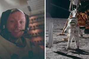 Công bố hơn 10.000 bức ảnh hiếm Apollo 11 đổ bộ lên Mặt Trăng được NASA giữ suốt 49 năm