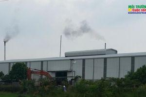 Mê Linh – Hà Nội: Khu công nghiệp Quang Minh xả thải chưa qua xử lý ra môi trường, gây ô nhiễm trầm trọng