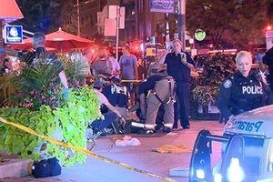 Xả súng điên cuồng ở Canada, 15 người gục ngã