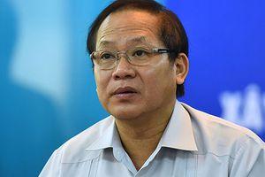 Ông Trương Minh Tuấn bị tạm đình chỉ công tác Bộ trưởng Bộ TT&TT
