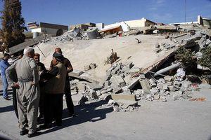 79 người bị thương do động đất mạnh 5,8 độ richter tại Iran