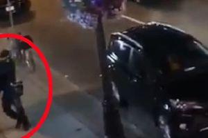 Khoảnh khắc tay súng nã đạn ở Toronto khiến 14 người thương vong