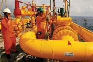 Cổ phiếu dầu khí rung lắc theo đà tăng tỷ giá