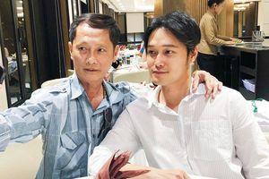 Quang Vinh lần đầu đăng ảnh bên cha, phủ nhận là thiếu gia Nguyễn Kim
