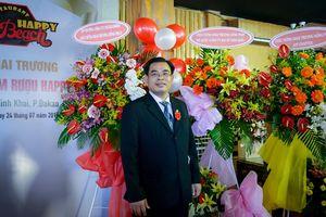 Tập đoàn Đại Sơn Tùng tưng bừng khai trương Nhà hàng Hầm Rượu cao cấp